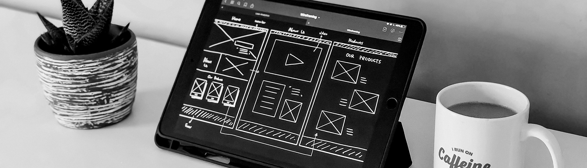 digital-wireframe-template